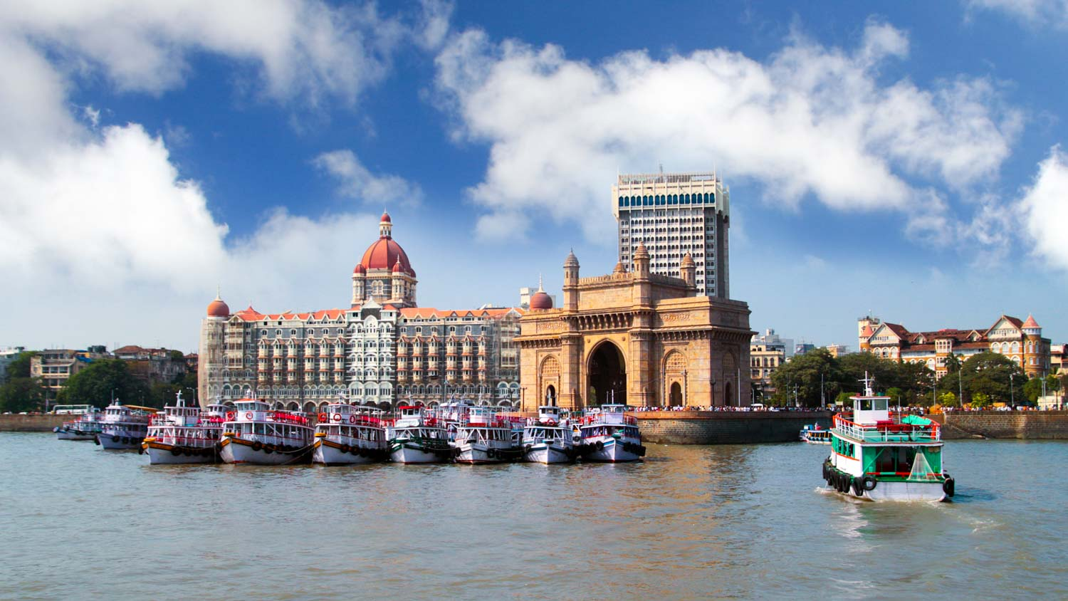 North India Tour with Mumbai