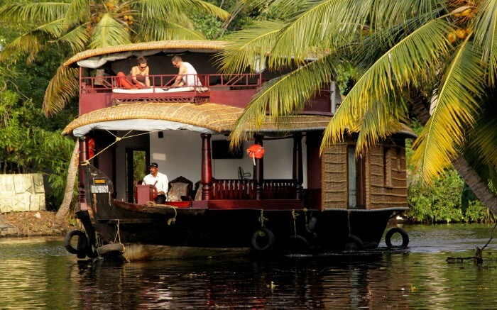 Kerala with Golden Triangle Group Tour