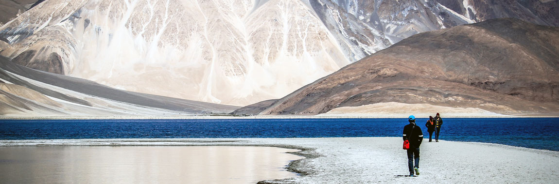 5 Days Trip to Ladakh