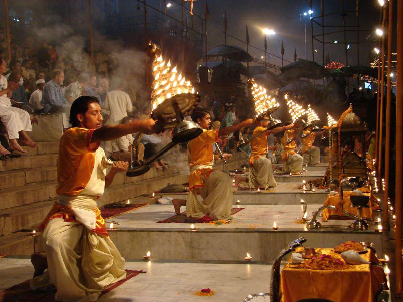 Varanasi Tour with Delhi Agra Jaipur