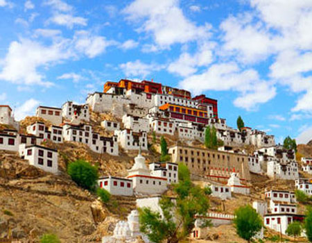 Ladakh Tour with Delhi Agra Jaipur