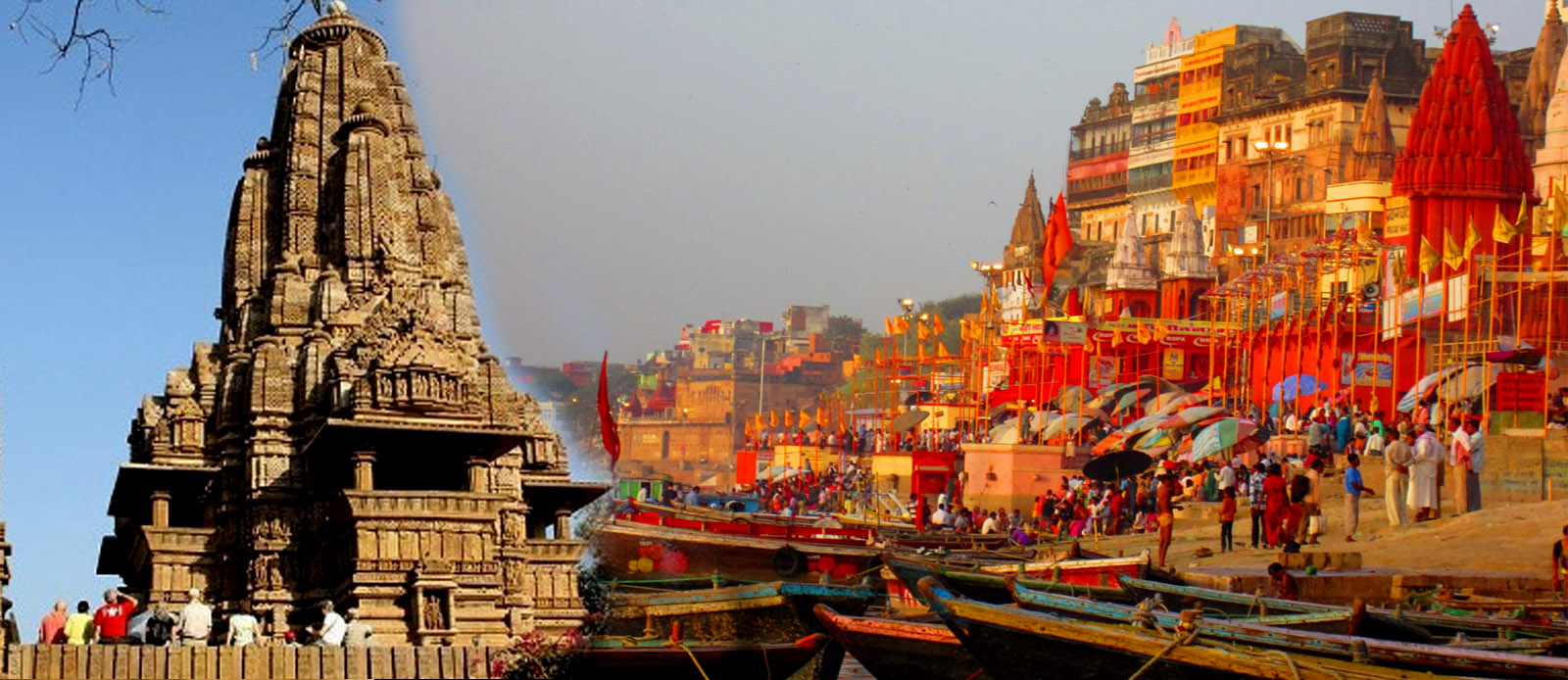 Golden Triangle with Khajuraho Varanasi Tour